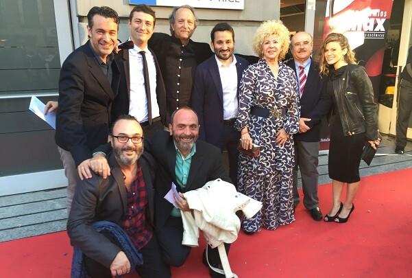 Gran triomf valencià en els XIX Premis Max.