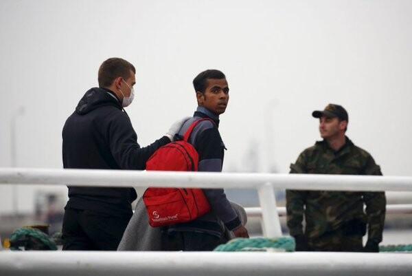 Grecia reinició las deportaciones a Turquía con otras 120 personas.