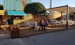 Helsinki bar Bonaire inaugura he Food Gallery, una propuesta permanente de Pop Up street food en Valencia (40)