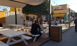 Helsinki bar Bonaire inaugura he Food Gallery, una propuesta permanente de Pop Up street food en Valencia (41)
