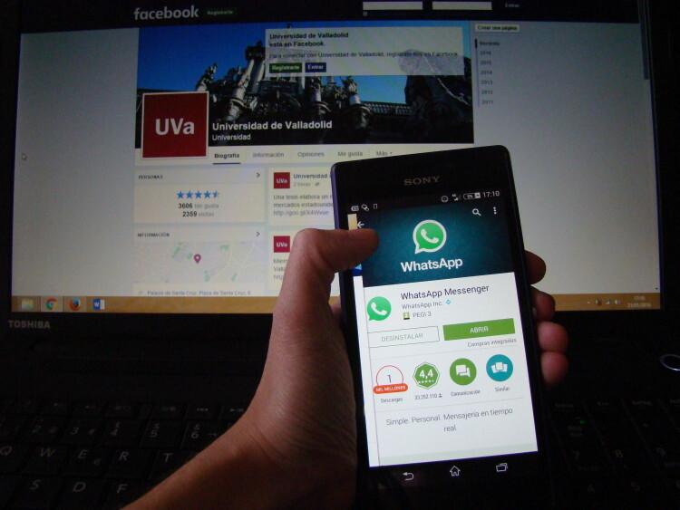 Investigadoras-de-la-UVa-en-Soria-analizan-el-uso-de-Facebook-y-WhatsApp-con-fines-academicos