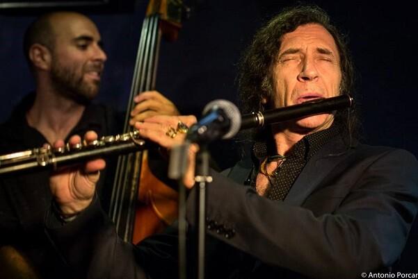 Jorge Pardo se alía con Mediterraníes para participar en el ciclo Jazz en Primavera. (Foto- Antonio Porcar).