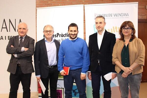 José Luis Pérez-Pont dirigirá el Consorci de Museus y Abel Guarinos el nuevo Institut Valencià de Cultura.