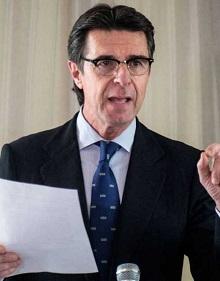 José Manuel Soria, ministro de Industria, Energía y Turismo en funciones.