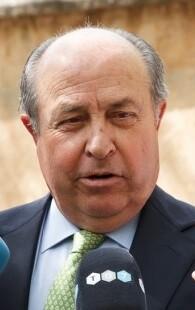 José Torres Hurtado, alcalde de Granada.