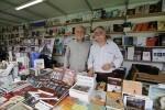 Rafael solaz Presenta libro, en feria del Libro, libreria cresol.