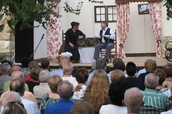 La Diputación de Castellón lanza la Campaña de Teatro para las Personas Mayores.