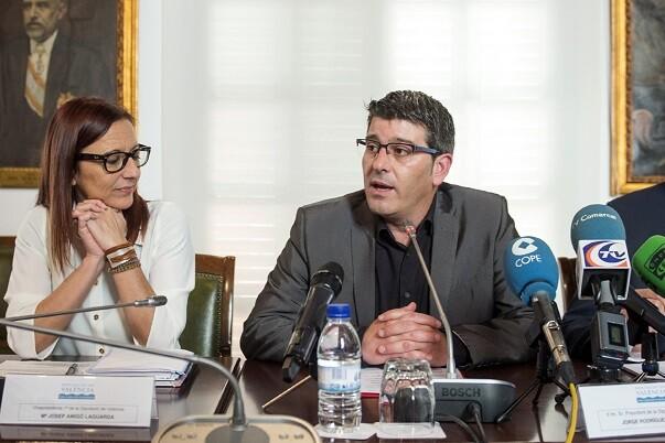 La Diputación de Valencia invertirá este año 37,3 millones en carreteras. (Foto-Abulaila).