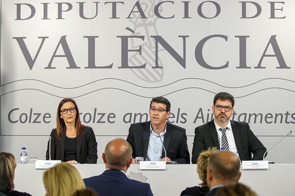 La Diputación duplica la partida del PPOS y destina 34 millones a las inversiones que decidan los municipios. (Foto-Abulaila).