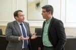 La Diputación y el IVF plantearán a las entidades financieras recuperar el servicio en pequeños municipios.
