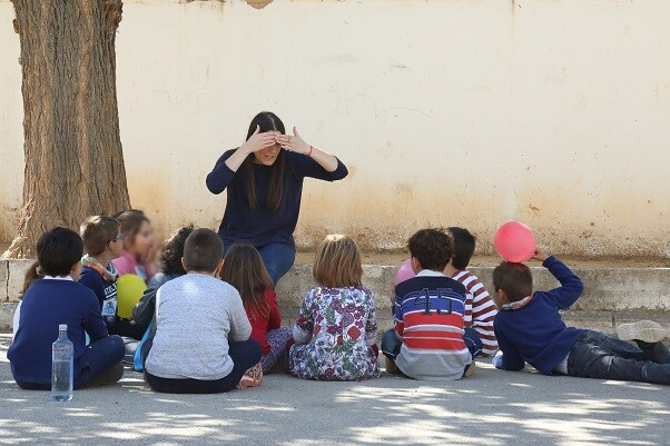 La Escuela de Pascua de Cheste reúne a 88 escolares del municipio.