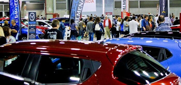 La Feria de la Vehículo de Ocasión una excelente oportunidad para encontrar su vehículo entre los más de 700 coches en oferta.