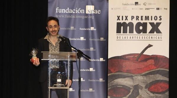La SGAE reunió a los 16 finalistas valencianos en la XIX edición de los Premios Max de las Artes Escénicas. (Foto-Manuel Molines).