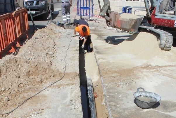 La labor llevada a cabo por Hidraqua en Xeraco permite ahorrar 170 millones de litros de agua en 8 años.