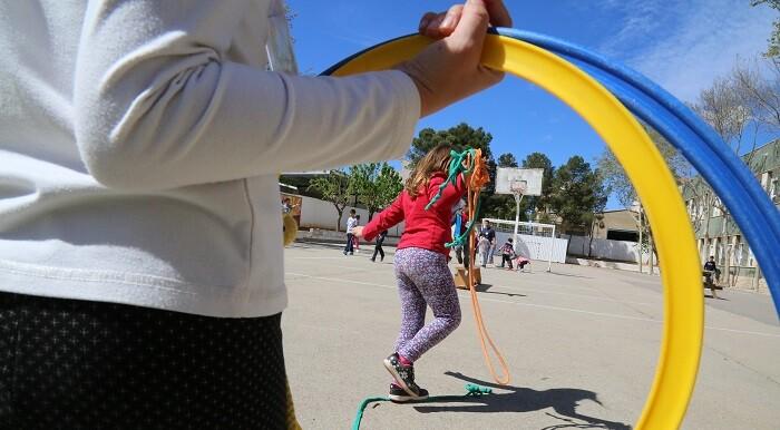 La mayor parte de los niños y niñas participantes tenían entre 4 y 10 años.