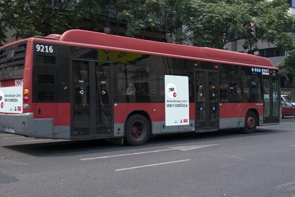 Los autobuses de la EMT llegarán nuevamente a Mislata, Paterna, Moncada, Alboraya y Vinalesa.