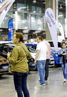 Los coches familiares, SUV y los denominados 'Kilómetro 0', son los más vendidos.
