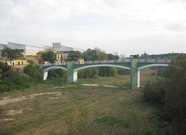Más tamaños Puente peatonal sobre el Barranco que atraviesa PICANYA Valencia Flickr ¡Intercambio de fotos