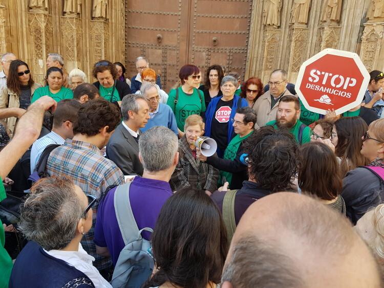 Múltiples casos de desahucio se siguen produciendo en Valencia ciudad (2)