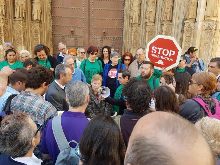 Múltiples casos de desahucio se siguen produciendo en Valencia ciudad (3)