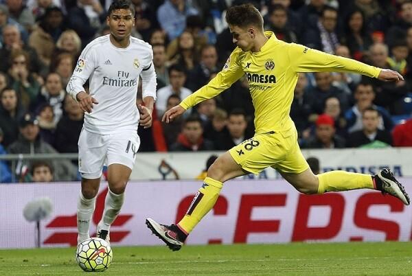 Madrid pero El Villarreal cae ante el Real mantiene la cuarta plaza en la Liga.