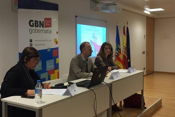 Marí (C's)- 'La Comunitat Valenciana es un claro ejemplo de cómo las instituciones son opacas, cerradas y sin control externo'.