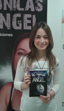 Marisol Sales publica una novela de su saga fantástica.