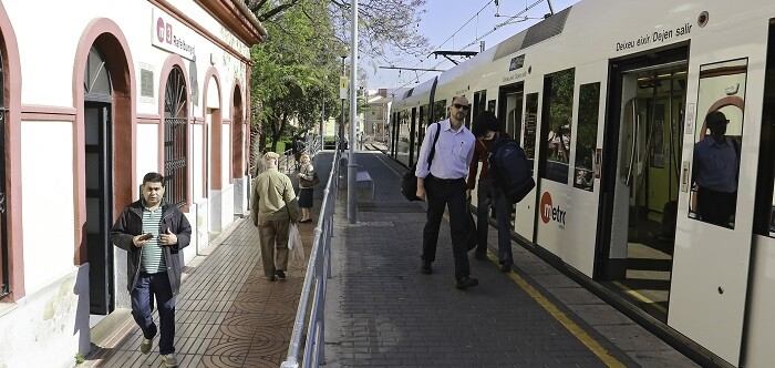 Metrovalencia moderniza sus instalaciones.