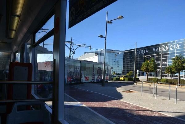 Metrovalencia ofrece servicios especiales a Feria Valencia para acudir a Vehículo de Ocasión, Creativa y World Padel.