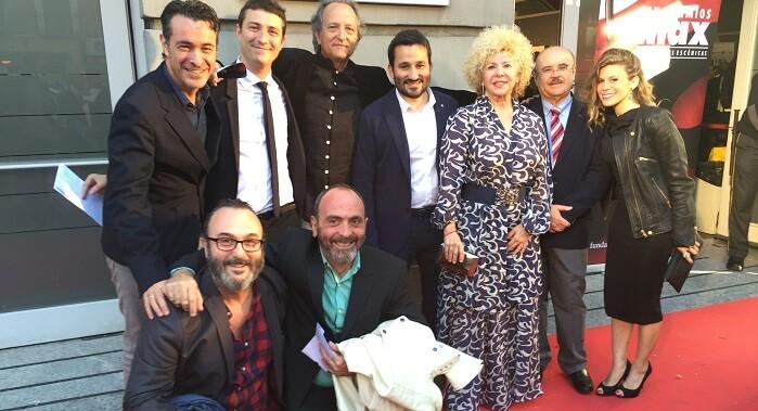 Premios Max.