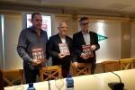 Rafael Solaz presentó su libro 'Valencia Canalla'