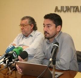 Ramón Vilar y Jordi Peris.