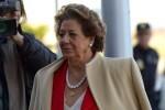 Rita Barberá reconoce que se reunió con Urdangarin para negociar el Valencia Summit.