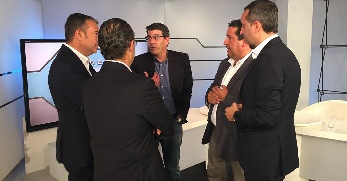 Rodríguez participó en un debate en la Cadena Ser.