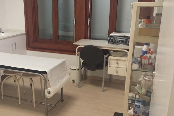 Se ponen en funcionamiento las nuevas dependencias médicas del Ayuntamiento.