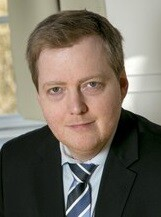 Sigmundur David Gunnlaugsson.