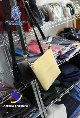 También operaban en Alicante con productos falsificados.