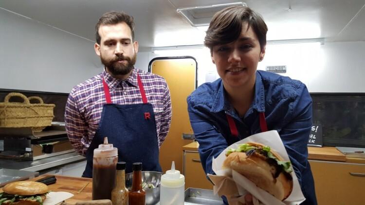The Food Gallery, la primera propuesta permanente en Valencia de Pop Up street food food trucks