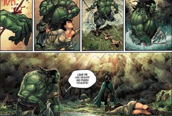 Un mes de abril de aventuras y fantasías para los amantes del cómic.