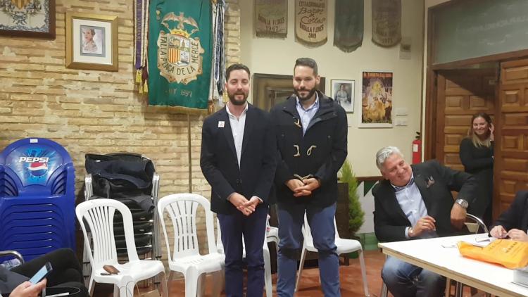 Vicente Dominguez Pérez y Sergio Moreno  (Foto Jose Cuñat)