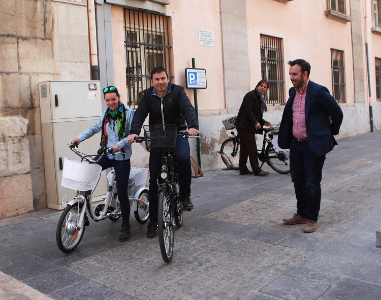 bicicletas eléctricas municipales 1