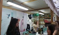 fotos de los expositores de la Mostra de Vins , cabes licors i Aliments de Valencia vinos cava alimentos (101)