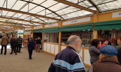 fotos de los expositores de la Mostra de Vins , cabes licors i Aliments de Valencia vinos cava alimentos (13)