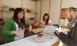 fotos de los expositores de la Mostra de Vins , cabes licors i Aliments de Valencia vinos cava alimentos (2)