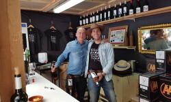 fotos de los expositores de la Mostra de Vins , cabes licors i Aliments de Valencia vinos cava alimentos (24)