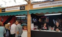fotos de los expositores de la Mostra de Vins , cabes licors i Aliments de Valencia vinos cava alimentos (35)