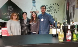fotos de los expositores de la Mostra de Vins , cabes licors i Aliments de Valencia vinos cava alimentos (38)