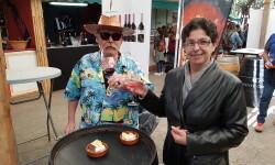 fotos de los expositores de la Mostra de Vins , cabes licors i Aliments de Valencia vinos cava alimentos (39)