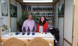 fotos de los expositores de la Mostra de Vins , cabes licors i Aliments de Valencia vinos cava alimentos (42)