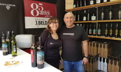 fotos de los expositores de la Mostra de Vins , cabes licors i Aliments de Valencia vinos cava alimentos (56)